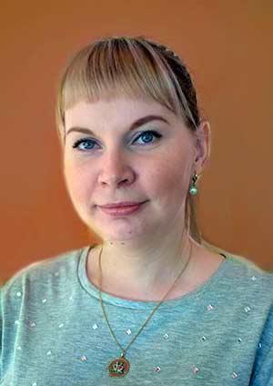 Зубова Евгения Анатольевна